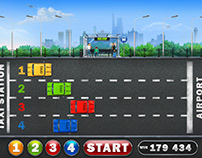"""Online slot machine for SALE - """"Taxi"""""""