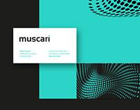muscari - brand identity