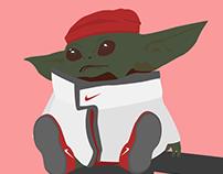 Baby Yoda Streetwear