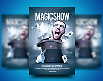 The Magic Show Flyer