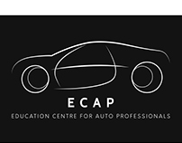 Logo Redesign - ECAP Beograd - Concept 3