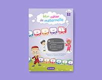 Cahier de Maternelle (2 Book Series)