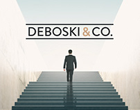 Deboski & Co. Brand and Website Design