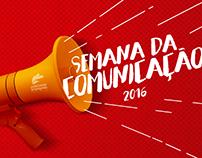 Semana da Comunicação - UNIFEG - 2016