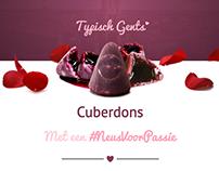 Cuberdon Valentijn: Geldhof's Gents Streekproduct