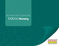 Baboo Nursery Brand Identity
