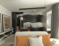 AirBnb rent interiors
