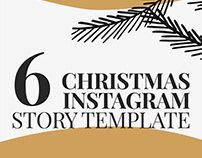 Christmas Instagram Story Template