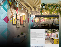 Hubz - Creative working space in TLV