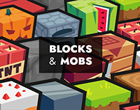 Blocks and Mobs