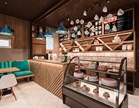 """Cafe """"Coffee Breeze"""" in Crimea"""
