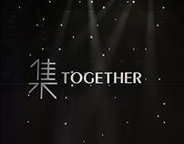 TOGETHER Clothing Store Space Design/ 集-男装&女装零售空间设计