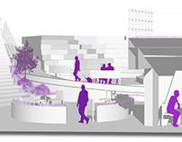 Design 6: East Falls Train Station - Staging Transit