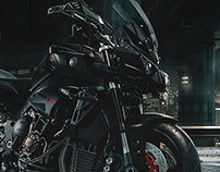 Yamaha MT Series Images