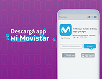 Movistar - Distribución de datos
