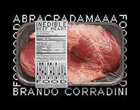 FOOD POSTER (ABRACRADAMA x BRANDO)