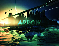 Arrow - Main Title Design (Unofficial)