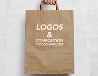 Logos et typographies