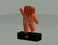 Lokalin.id Character Papercraft