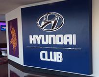 Hyundai Club @ Vikings Stadium