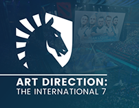 Art Direction: The International 7