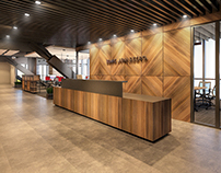 Sompo Japan Sigorta / Office Design