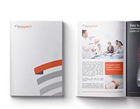 Biologitech - Brand Identity restyling