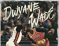 Dwyane Wade Miami - Chicago