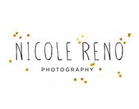 Nicole Reno Photography Logo