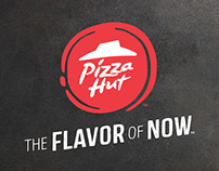Pizza Hut Rebrand