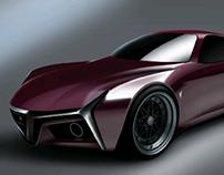 Alfa Romeo Giulia Sprint GTA 2020