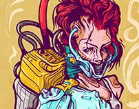 Spade, Queen of Bandits