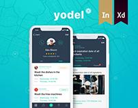 Yodel app