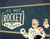 Chris Hadfield: It's Not Rocket Science