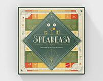 Speakeasy - A Board Game Design