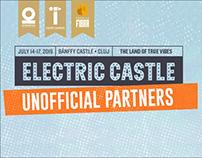 Electric Castle Fest -unofficial partners-