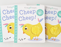 First Steps Cheep Cheep! - Hinkler Books