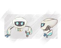 Character design robot