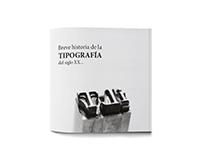 Breve historia de la Tipografía