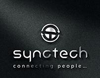 Logo Design for Sync Tech