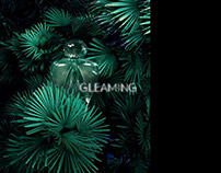 GLEAMING / Fragrance Design