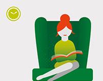 Stiftung Aktiv - Infografik