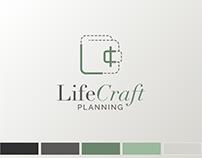 Lifecraft Financial Planning Brand Identity