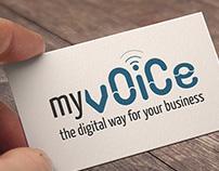 MyVoice | Logo