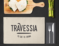 Travessia - to eat · to drink
