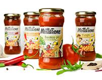 Mottarone - Italian sauses brand