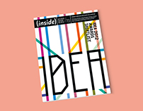 INSIDE MAGAZINE 73 - IDEA SECTION