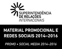 Trabalhos da SRI 2014-2016