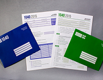 Tax Form 1040 Redesign