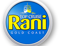 Rebranding and banner work for Top Cruise Rani .com